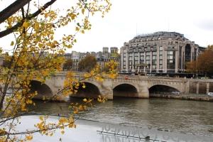 English Rose In Paris Pont Neuf 1