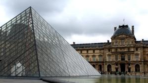 English Rose In Paris Louvre 3