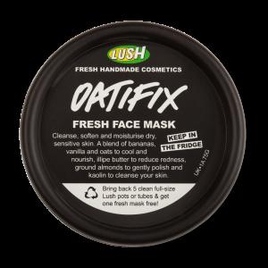 Lush Oatifix Mask